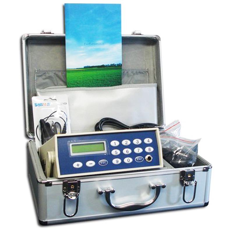 Lot Of 2 Detox Ion Ionic Aqua Foot Bath Cell Spa Chi