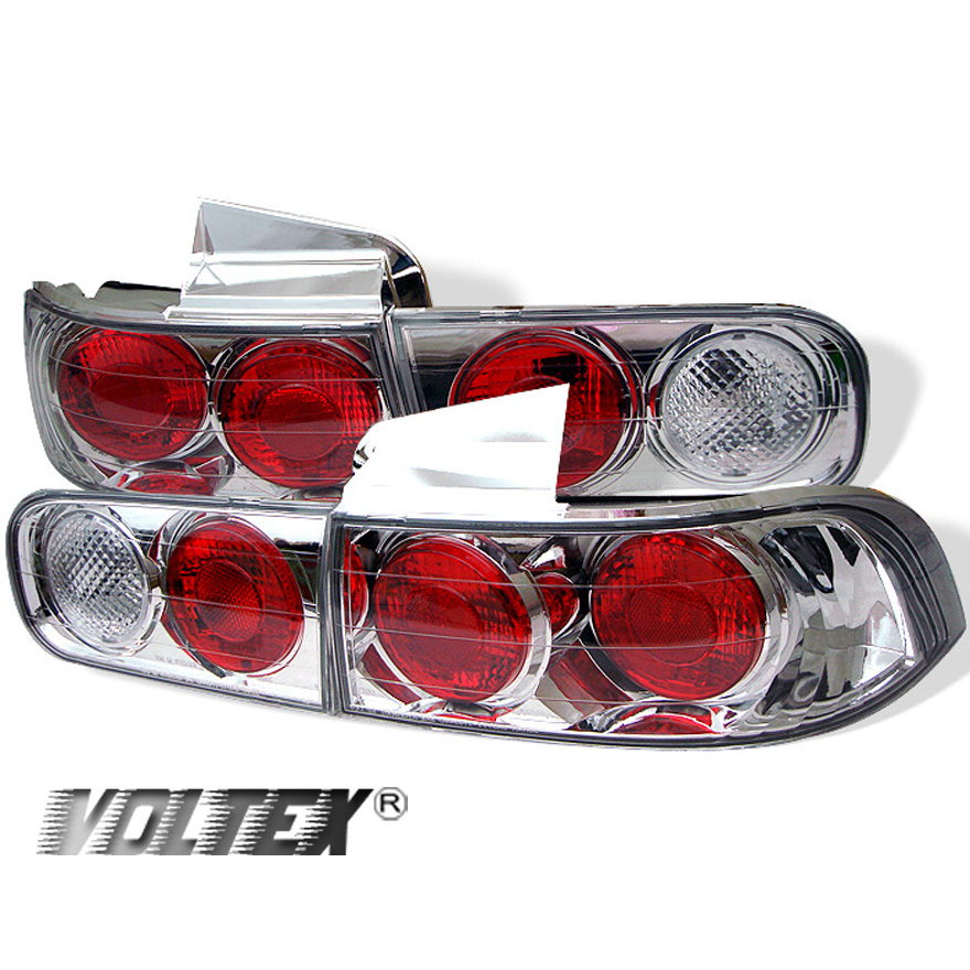 1994-2001 ACURA INTEGRA 4DR ALTEZZA TAIL LIGHT BAR LAMPS